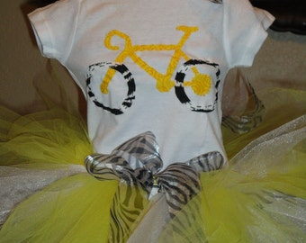 Lance Armstrong tutu outfit....perfect for all the Armstrong fans and bikers