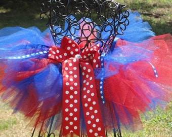 KU Jayhawks Tutu.....Perfect for Kansas and Jayhawks fan