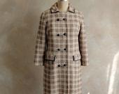 Vintage 60s Wool Coat