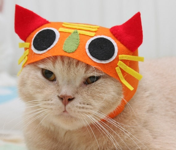 Chinese Tiger Cat Hat (Special made for memeber Urbancats)