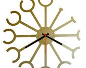 Wall clock TWELFTHS  - design for modern interior