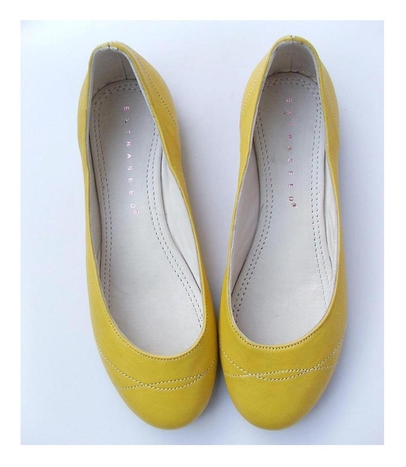 ECO FRIENDLY LEATHER SUMMER SHOE