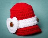 Baby Valentine Hat