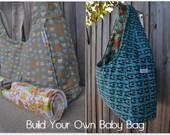 design your own diaper bag