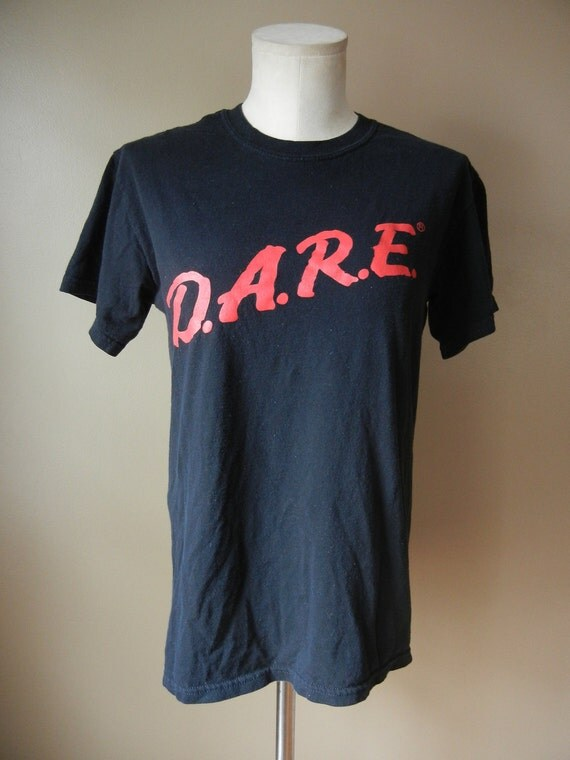 D.A.R.E T Shirt, Size XS-Small