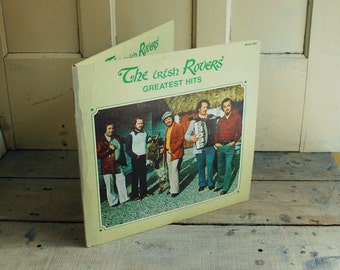 Irish Rovers Greatest Hits - Double Record Album - St. Patick's Day Music