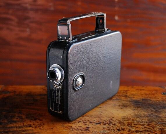 Cine Kodak Eight Camera, Model 20