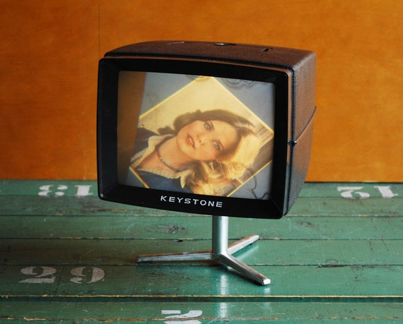 Keystone Projecta Viewer, Projection Viewing Screen