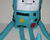 Adventure Time BMO Plushie