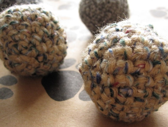 SALE Jingle Balls - Set of 2 - Multicolor