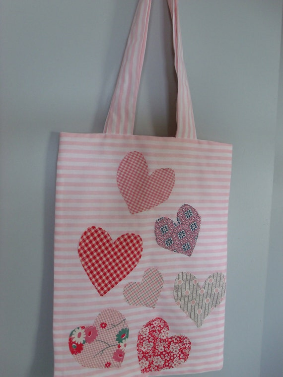 Valentine Heart Tote