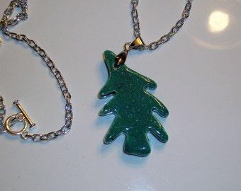 Primitive Tree Necklace