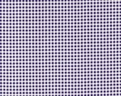 Oilcloth By The Yard Mini Gingham Royal Blue