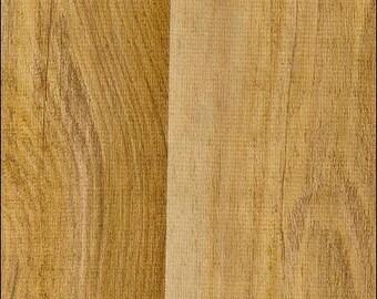 Faux Bois Plank Light