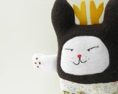 ON SALE Serge, the cat who wanted to be a deer, the plush