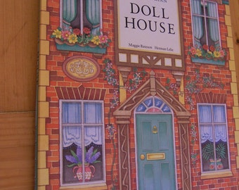 a victorian doll house book