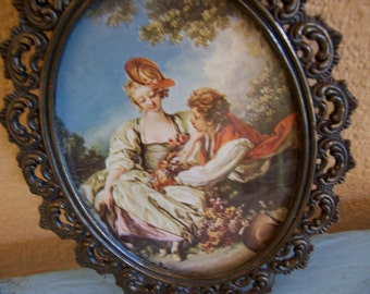 lovely italian art frame