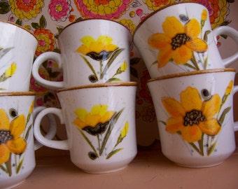terrific mikasa vintage mug set