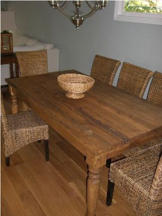 301 moved permanently for Pine dining room table