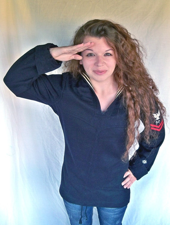 "World War 2 U.S. Navy 'Dress Blue"" Sailor's Uniform ""Excellent Condition"""