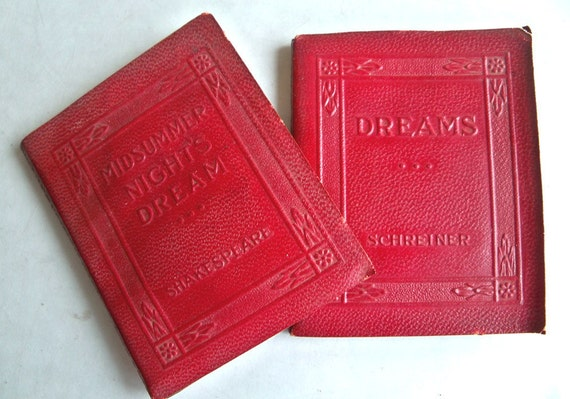 27 Little Luxart Library - Pocket Books - Vintage 1920s