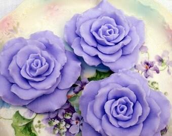 Rose Soap, Plum Streusel Scent