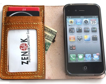 ADDING clear ID Window in your new smart phone wallet