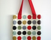 Japan Disaster Relief  Library Tote - ALL SALES will be donated
