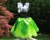 Tinkerbell inspired tutu costume