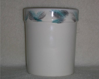 Frankoma Vintage pot or planter