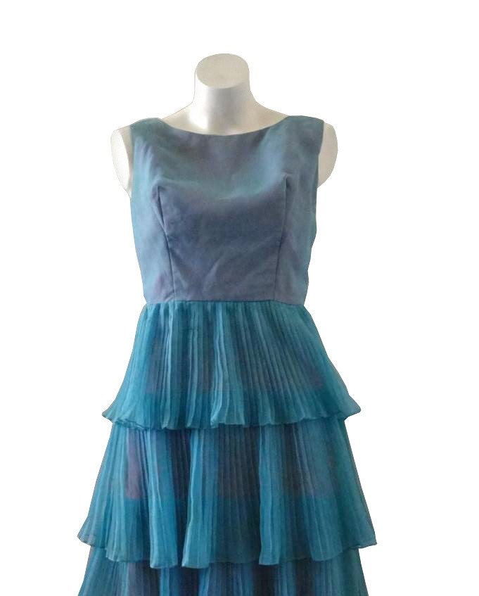1960s cocktail dress by vintagephilosophy on etsy