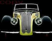 Vintage Classic 1938 BMW photo