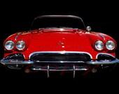 Classic 1962 Corvette photo