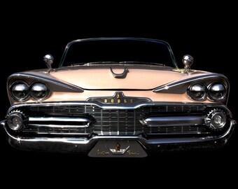 Vintage Classic 1959 Dodge Custom Royal