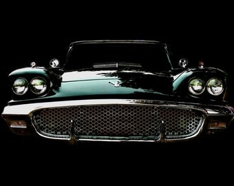 Vintage Classic 1958 Thunderbird photo