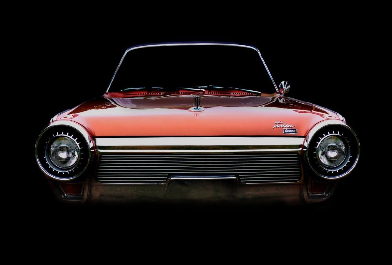 Chrysler Turbine Car: 1963 CHRYSLER TURBINE