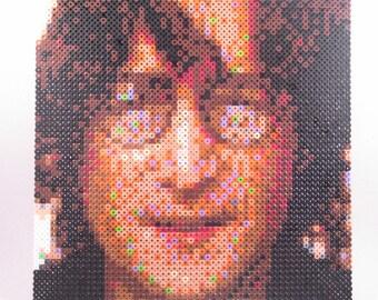 Perler Portrait - John Lennon
