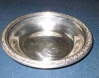 Silver Candy Dish - Reed and Barton - Sweets for the sweet...