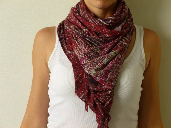 Yoga Sling and Scarf
