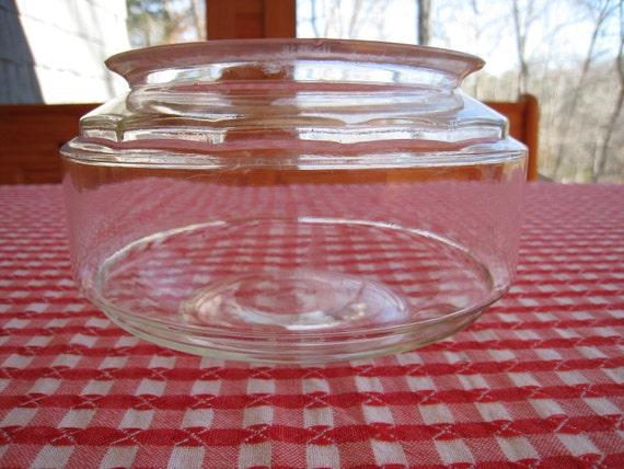 Vintage 1960s Fish Bowl