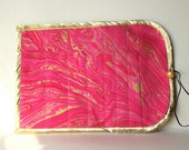 Special Order for Jennifer All That Glitters DPN Case in Pink, Gold and Zebra