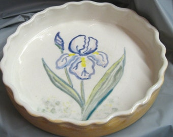 Casserole  Baking Dish  Serving  Bowl Handmade Ceramic Pottery