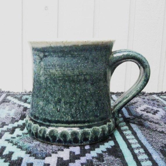 Mug Ceramic Mug Coffee Mug Tea Cup  Pottery Mug Teacup Handmade Pottery Stoneware Dishes Rustic Teacups  Kitchen Stoneware Teacups