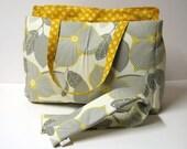 Linen Optic Blossom Camera Strap Cover