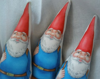 Gnome sweet Gnome doll stuffie