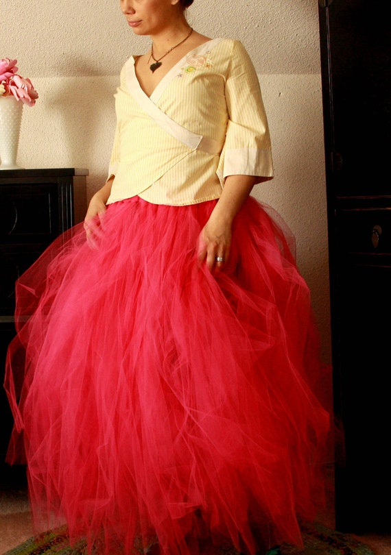 The Daydreamer Custom Tulle Skirt Womens FREE SHIPPING