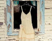 Wedding dress- Seafoam and Roses Custom Bridesmaid dress
