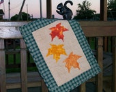 Autumn Maple Leaf Table Topper - CLEARANCE SALE