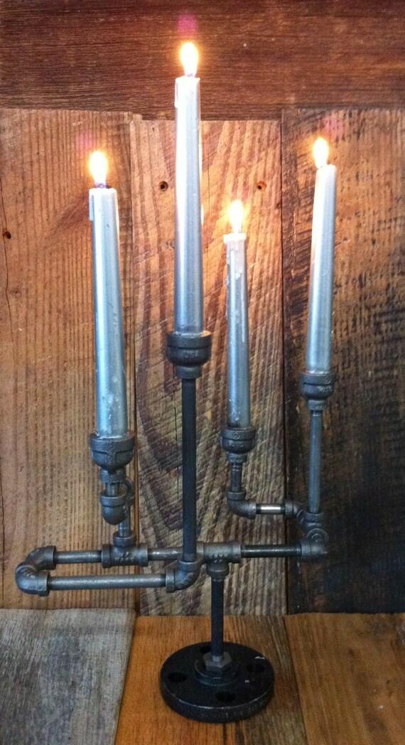 MESH candelabra