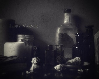 The Witch's Altar Fine Art Photograph - Free Shipping in US -